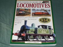 COMPLETE BOOK OF LOCOMOTIVES ; THE (Garratt 2001)